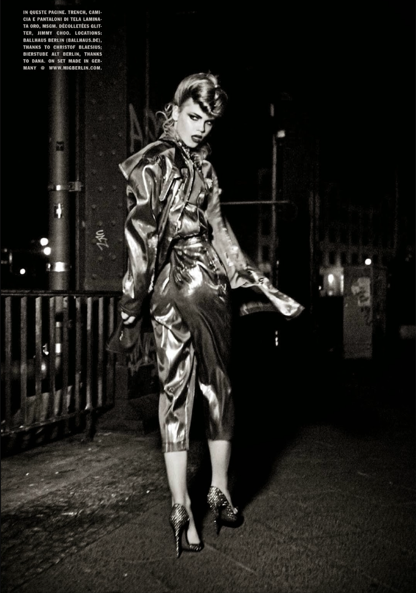 Line Brems - Italian Vogue by Ellen Von Unwerth-2