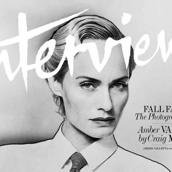 Amber Valletta FEATURED