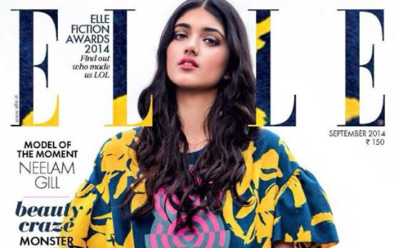 Neelam - Elle India September 2014FEATURED