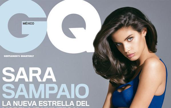 Sara Sampaio GQ Mexico September 2014FEATURED