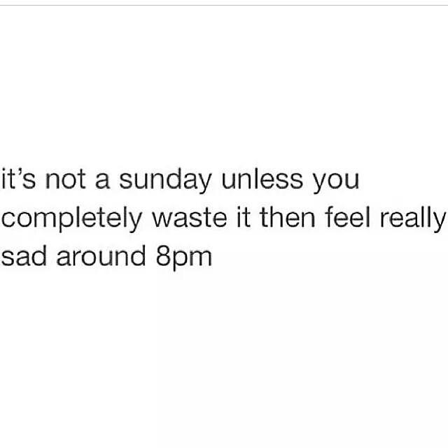 That time again ?? #Sundays