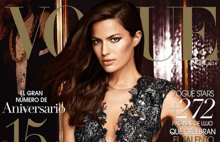 Cameron Russell – Vogue Mexico October 2014 by Alexi Lubomirski