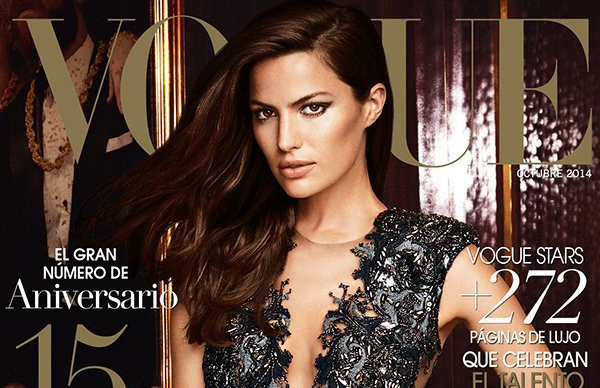 Cameron Russell - Vogue MexicoFEAT
