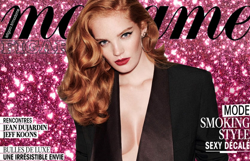 Alexina Graham — Madame Figaro 22/11 by Marcus Pummer 22/11