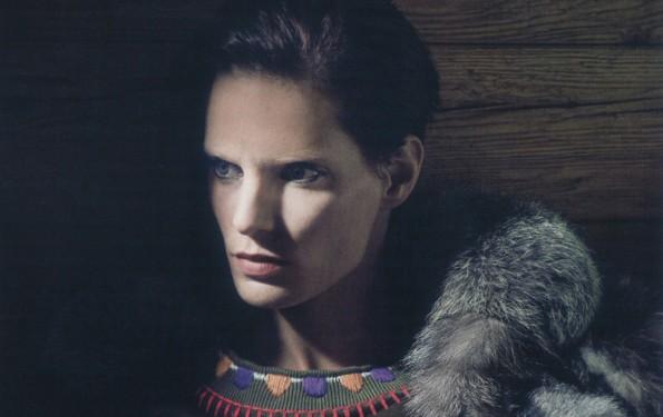 Iris Strubegger - Harpers Bazaar Germany Models 1-3 FEAT