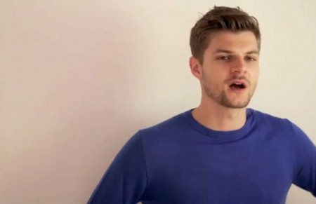 Vlogger Jim Chapman discusses personal style and dressing tips for A/W14