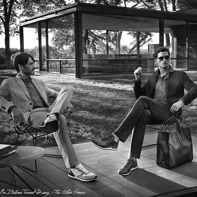 Tom Warren in the latest Tod's campaign ??? @1warren #tods #models1 #m1men