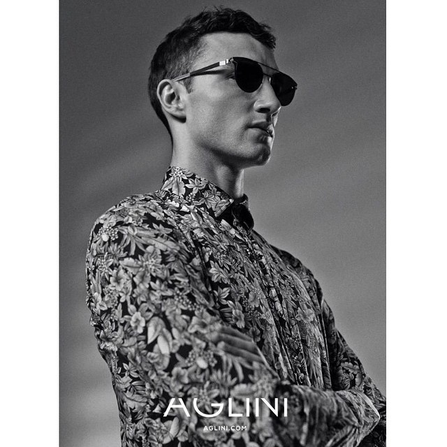 JACOB COUPE - AGLINI S/S 15 #models1 #m1men #aglini @jacob.coupe ?❤️