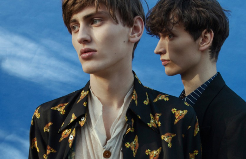 Arnis Cielava & Archie Griffiths — Milan Men's Week: Collections by Hunger TV