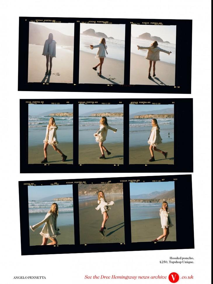 Dree Hemingway - Vogue July by Angelo Pennetta-11