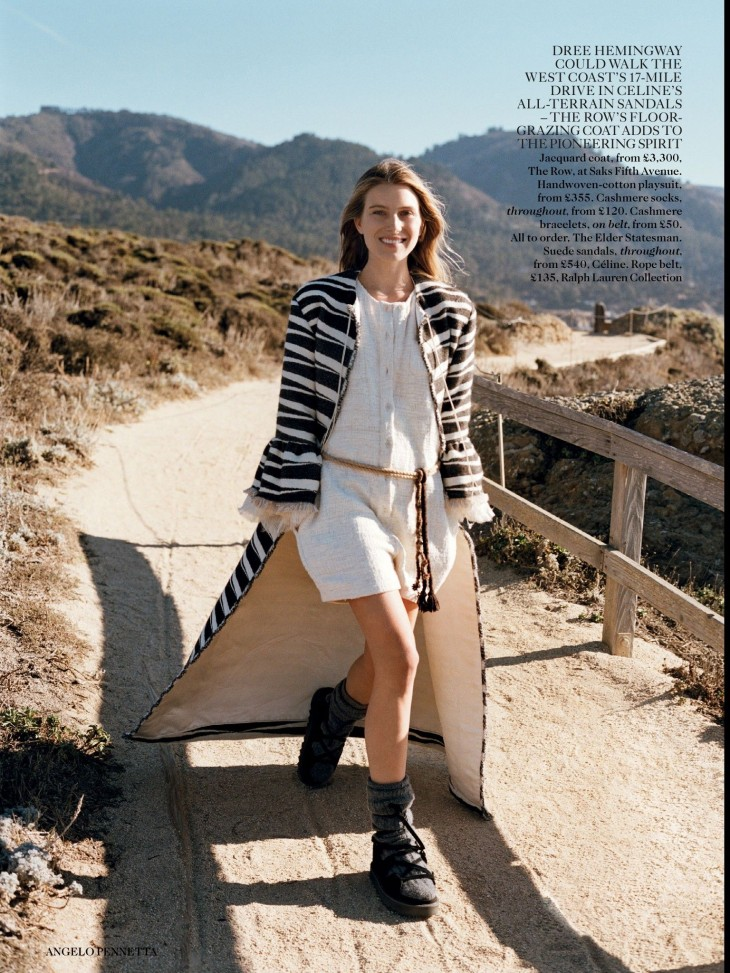 Dree Hemingway - Vogue July by Angelo Pennetta-2