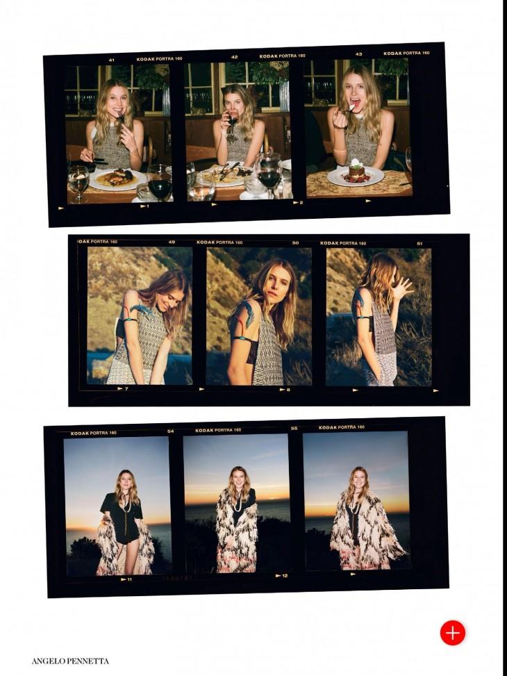 Dree Hemingway - Vogue July by Angelo Pennetta-5