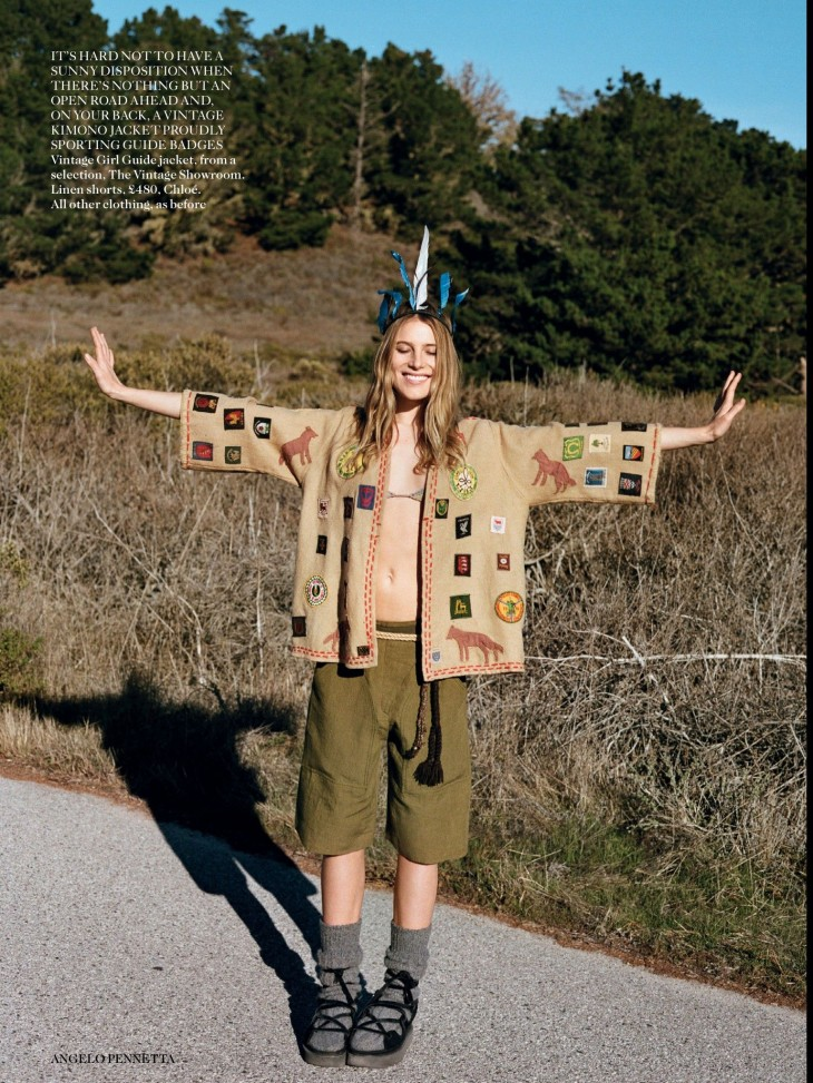 Dree Hemingway - Vogue July by Angelo Pennetta-6