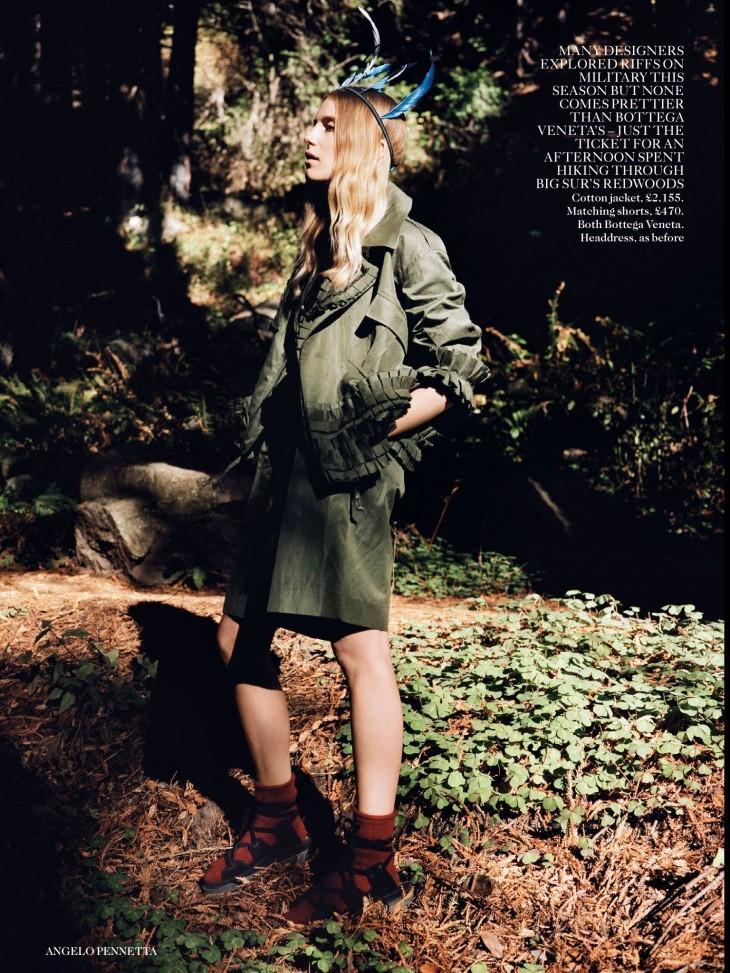Dree Hemingway - Vogue July by Angelo Pennetta-7