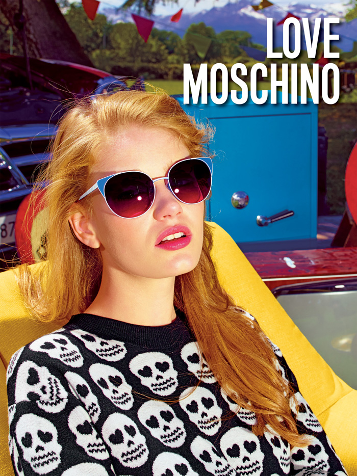 Hollie May Saker Love Moschino Models 1 4