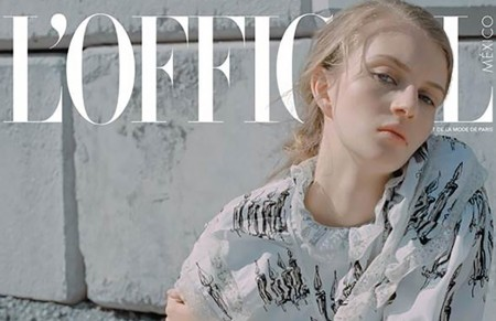#COVERGIRL: Florence Kosky — L'Officiel Mexico