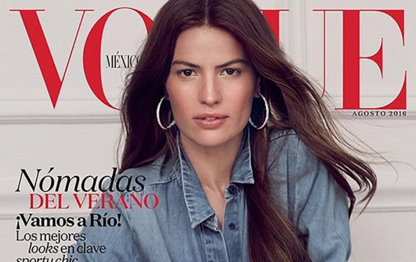 VOGUE MEXICO CAM feat