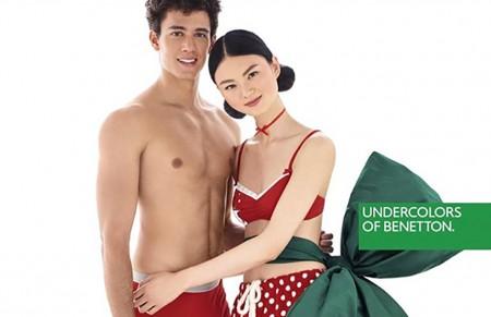 Models 1 Loves … Xavier Serrano — Benetton Holiday 2016 campaign