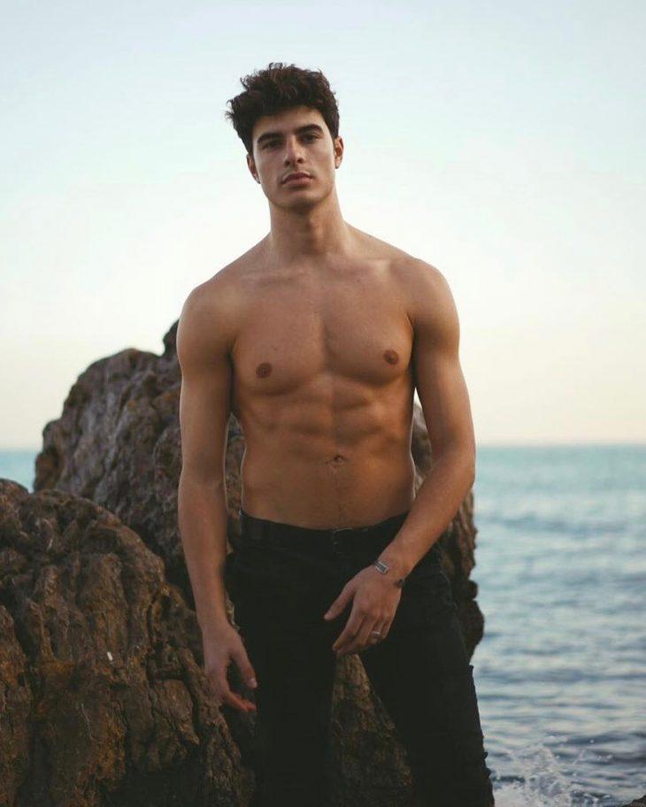 HOT 9: Male Model Monday - Models 1 Blog