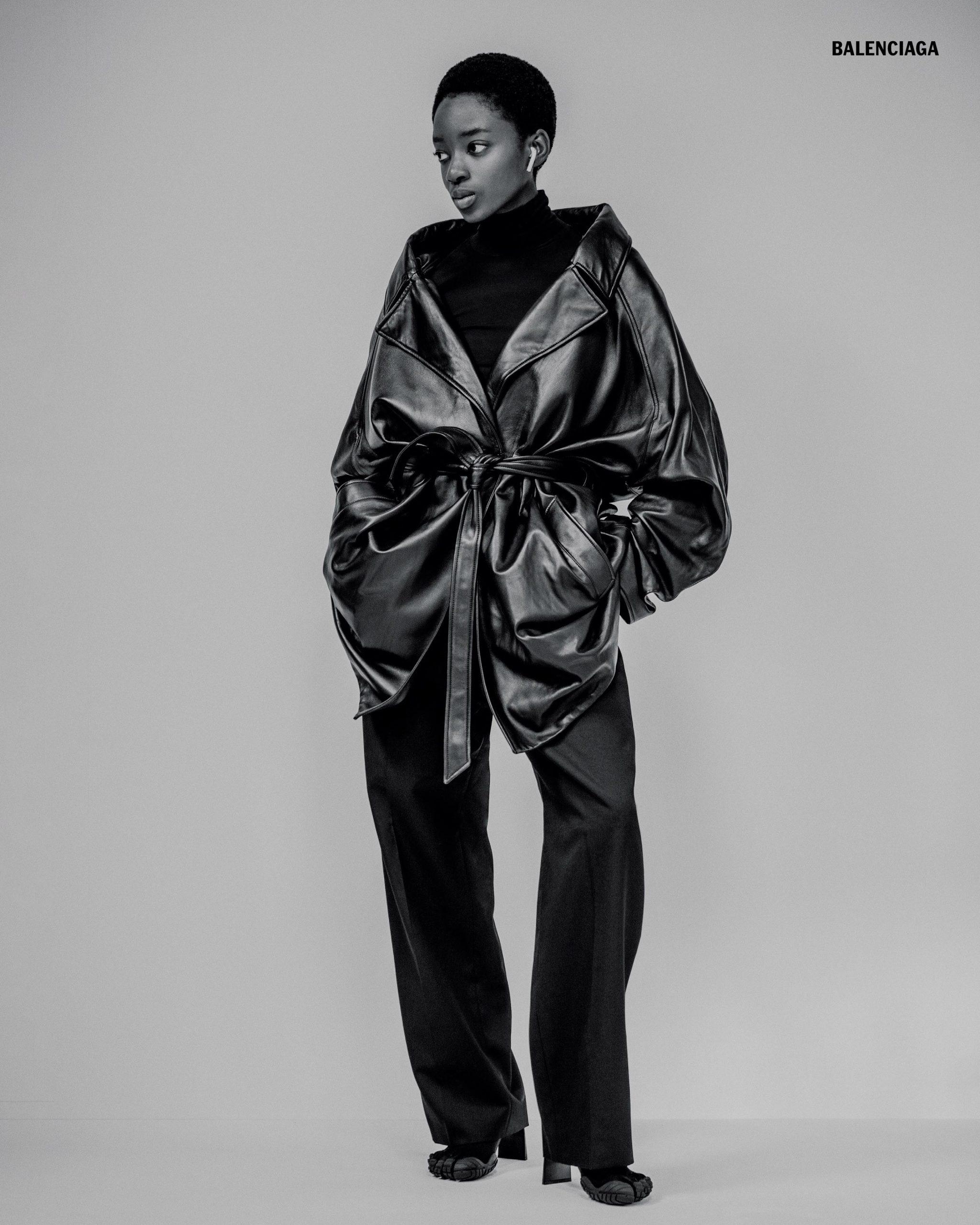 Zoe Kezia for 10 Magazine Australia shot by James Fisher - Issue 16